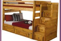 Rustic Bunk Bed Plans Twin Over Full