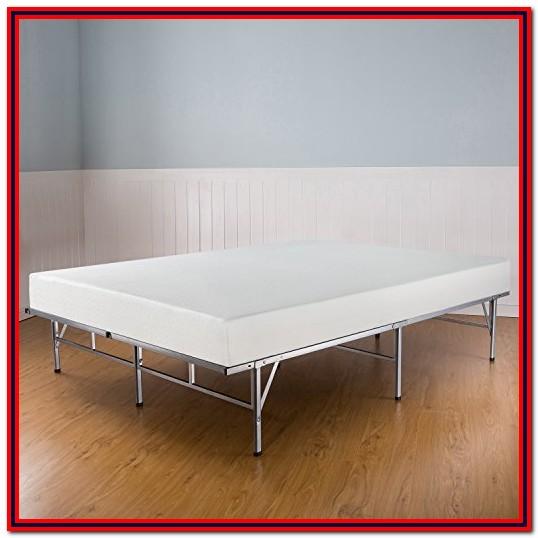 Sleep Master Platform Metal Bed Frame King