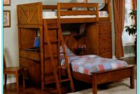 Solid Wood Bunk Beds Full Over Full