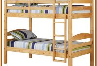 Twin Bunk Bed Mattress Size