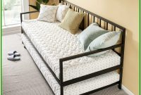 Twin Trundle Bed Frame Set