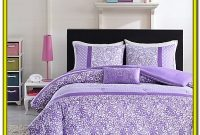 Twin Xl Bedding Sets Purple