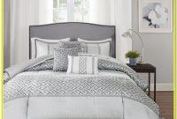 White And Gray Crib Bedding Sets