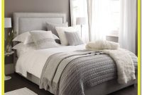 White And Grey Bed Sheets
