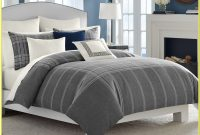 White And Grey Bedding King Size