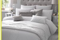 White And Grey Cot Bedding Sets