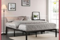White Queen Bed Frame Without Headboard