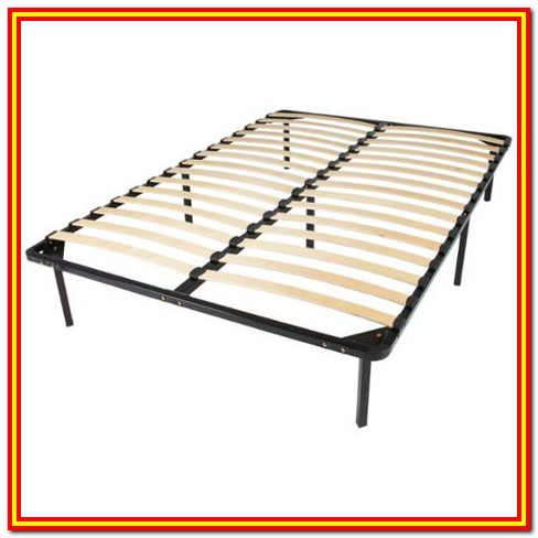 Wood Bed Frame Queen Walmart