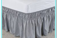Wrap Around Bed Skirt 16 Drop