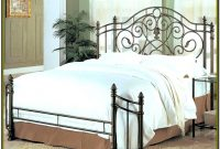 Wrought Iron Bed Frame Queen Canada