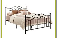 Wrought Iron Bed Frame Queen Size