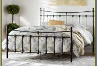 Wrought Iron Bed Frames Queen Size