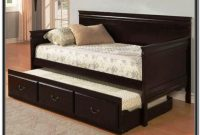 Xl Twin Bed Frame With Drawers