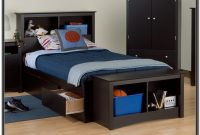 Xl Twin Bed Frame With Storage