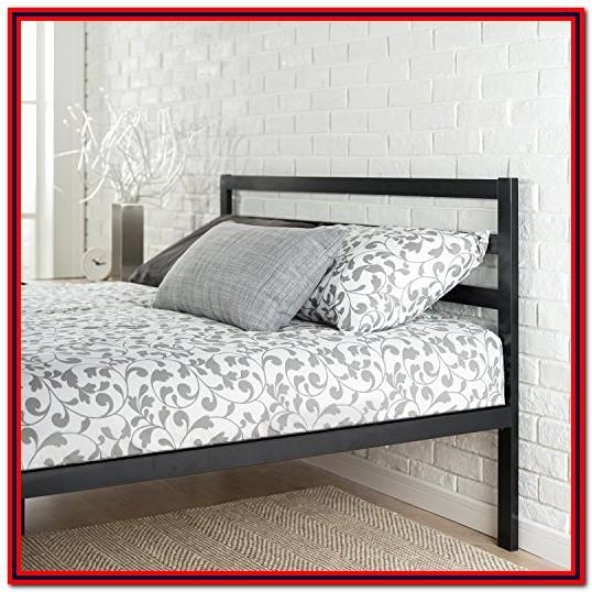 Zinus Metal Platform Bed Frame With Headboard