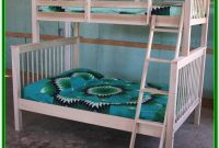 Ana White Twin Over Full Bunk Bed