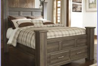 Ashley Furniture Full Bed With Storage
