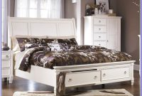 Ashley Furniture Full Size Sleigh Bed
