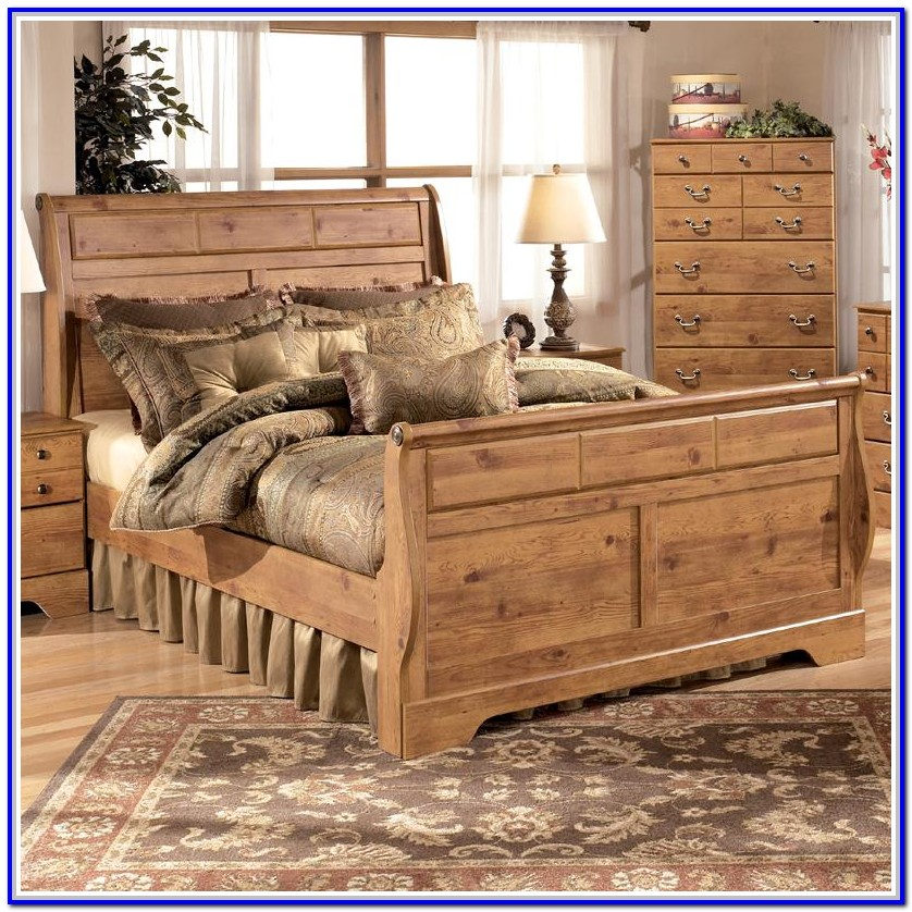 Ashley Furniture Sleigh Bed Assembly