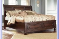 Ashley Furniture Sleigh Bed With Storage