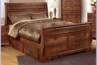 Ashley Furniture Storage Bed Queen