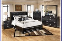 Ashley Furniture White Bed Set