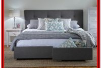 Bed Frame King Size With Storage