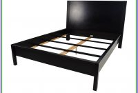 Bed Frame Wood Queen Size