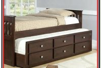 Bobs Furniture Twin Bed With Trundle