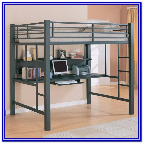Bunk Bed With Desk For Adults Ikea