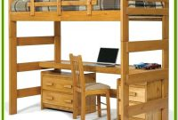 Bunk Bed With Desk Underneath South Africa