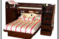 Bunk Beds Twin Over Queen White