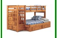Bunk Beds With Steps And Drawers