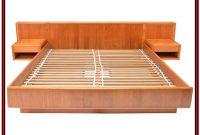California King Platform Bed Frame Plans