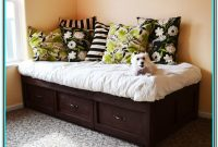 Daybeds With Trundle And Storage Drawers