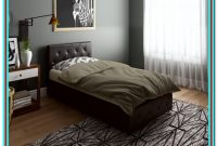 Dhp Upholstered Platform Bed With Storage