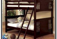 Diy Bunk Bed Plans Twin Over Queen