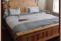 Easy Diy King Platform Bed Frame