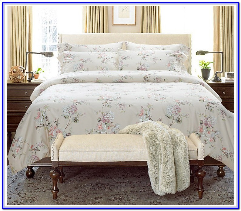Egyptian Cotton Bed Sheets King Size