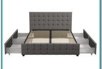 Elizabeth Upholstered Platform Bed With Storage