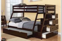 Full Over Twin Bunk Beds With Stairs