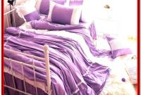 Full Size Bed Comforter Purple