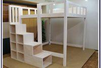 Full Size Loft Bed Plans Free