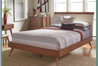 Full Size Platform Bed With Headboard And Drawers