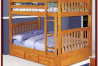 Full Size Wooden Loft Beds For Adults