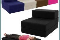 Furniture Sleeper Chair Folding Foam Bed