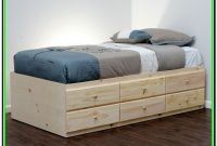 Gallery Furniture Twin Bed Frame