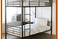 Heavy Duty Metal Bunk Beds Twin Over Twin