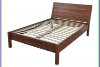 Ikea Bed Frame Queen Wood