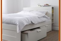 Ikea Beds With Storage And Headboard